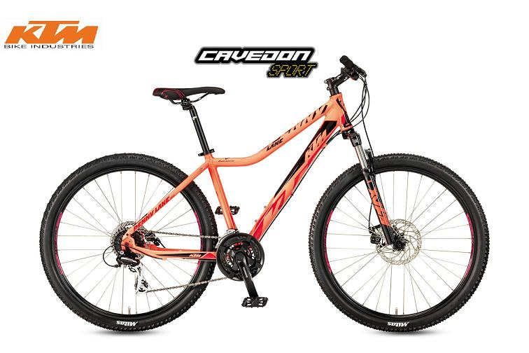 Bici Mtb Ktm Penny Lane 2724 Disc Donna Cavedon Sport