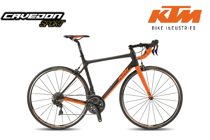 Bici Corsa Ktm Revelator 4000 Alto Mod 2018 Cavedon Sport