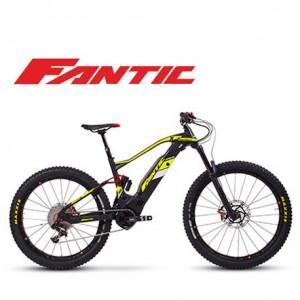 Fantic E-Mountain Bike