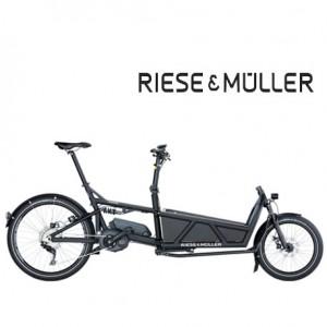 Riese & Müller e-bike Cargo