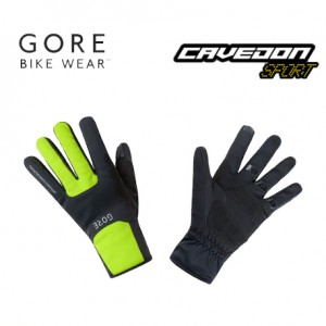 gore thermo gloves cavedonsport 2020